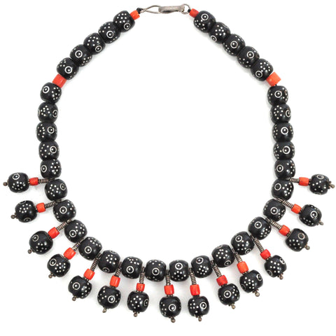 Necklace - Mauritanian Prayer Bead Necklace