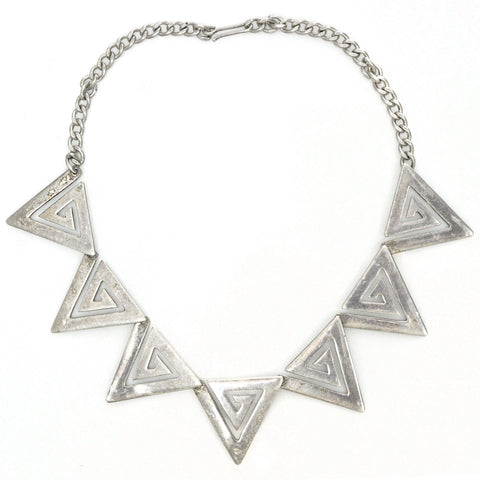 Necklace - Mexican Love Triangle Necklace