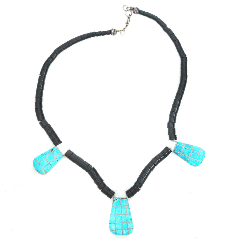 Necklace - Santo Domingo Tab Necklace
