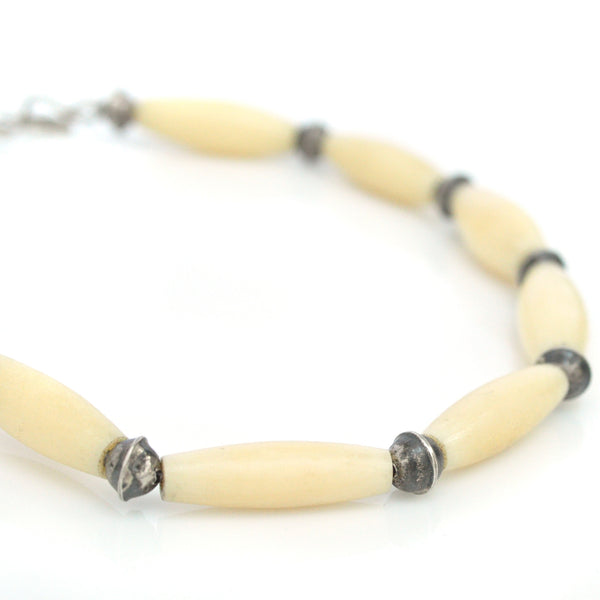 Necklaces - Native Bone Choker