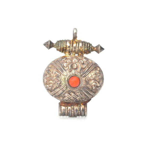 Necklaces - Tibetan Prayer Amulet