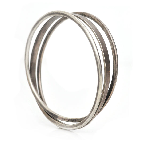 Anna-Greta Eker Modernist Bangle