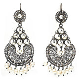 Oaxacan Pearl Earrings