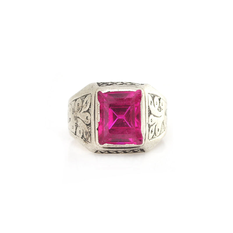 Pushtun Signet Ring