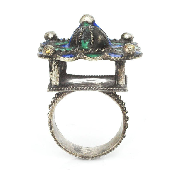 Ring - Berber Enamel Ring
