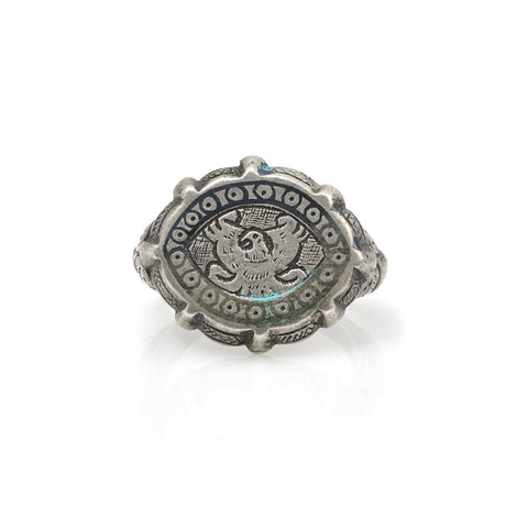 Ring - Eagle Signet Ring