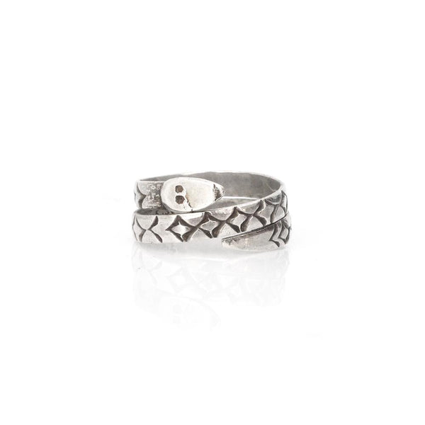 Ring - Mexican Snake Ring