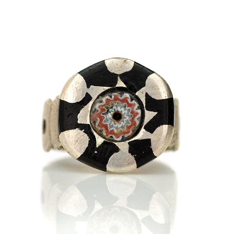 Ring - Tuareg Evil Eye Ring