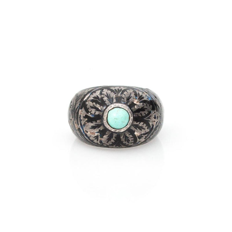 Rings - Caucasian Enamel Ring