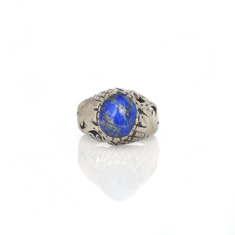 Rings - Lapis Ring