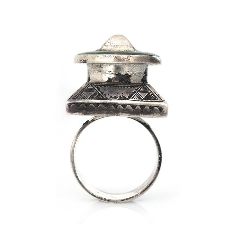 Rings - Tuareg Tower Ring