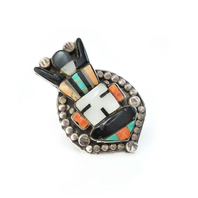 Rings - Zuni Sunface God Ring