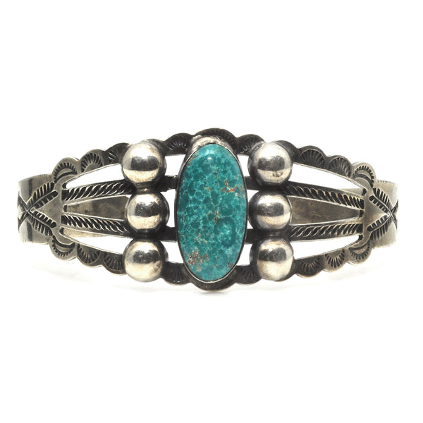 Robin Egg Turquoise Cuff