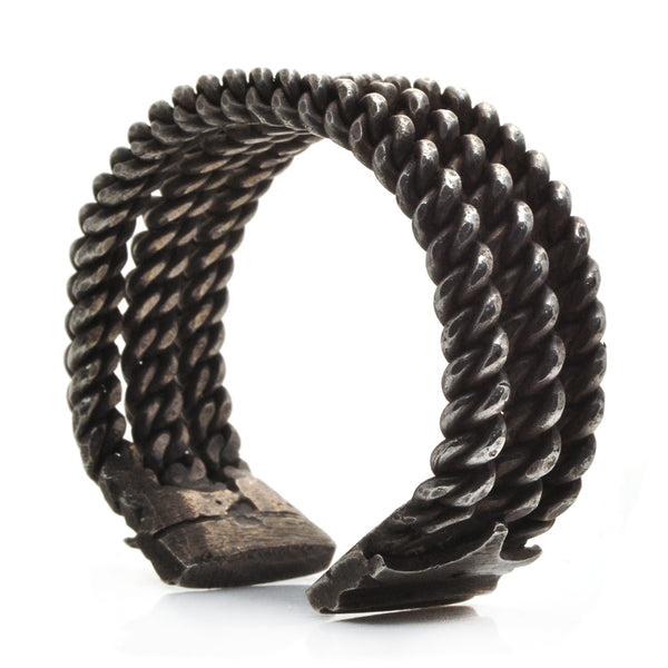 Egyptian Rope Cuff