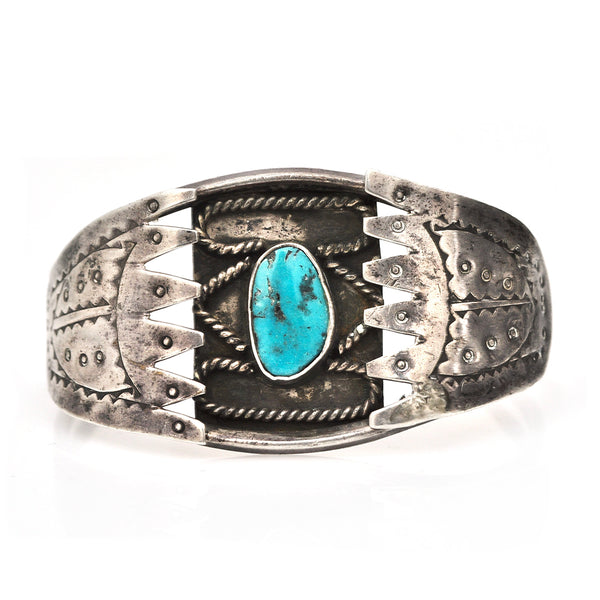 Ancient Turquoise Cuff