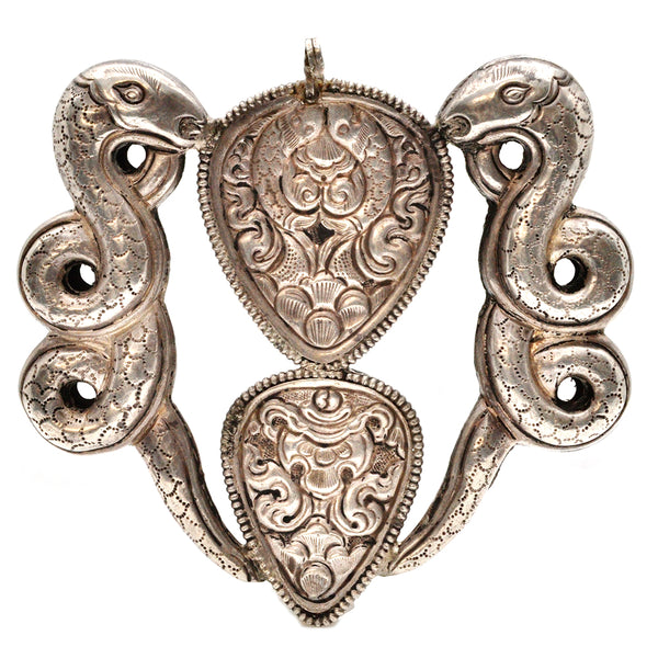 Massive Serpent Pendant