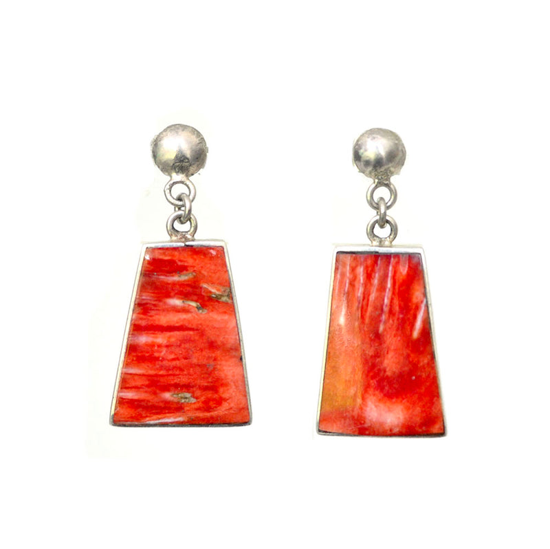 Spiny Oyster Earrings