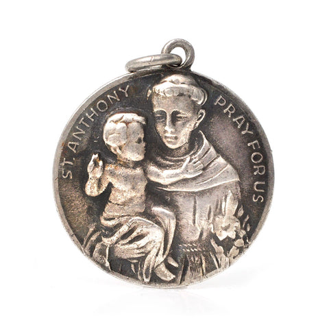 St. Christopher & St. Anthony Charm