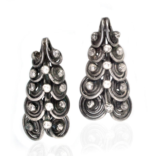 Grecian Swirl Earrings