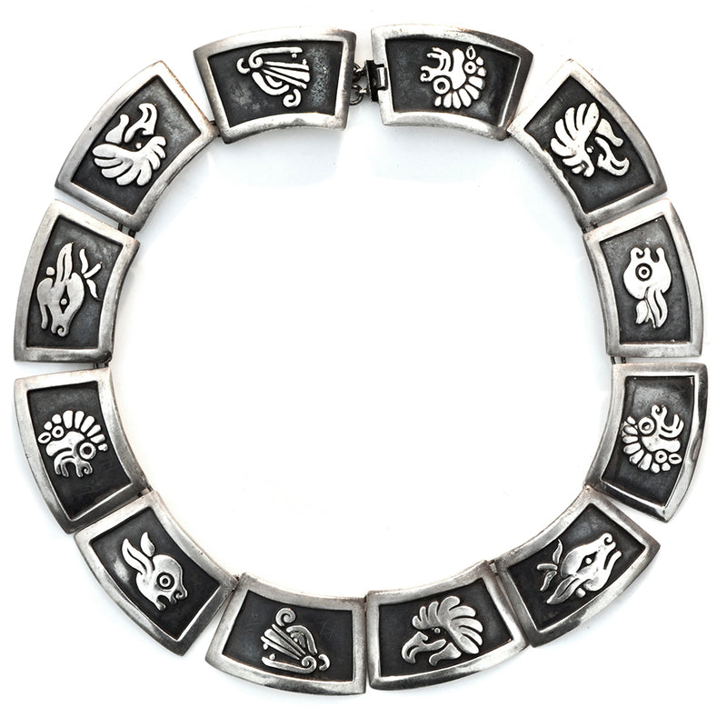 Lopez Taxco Zodiac Necklace