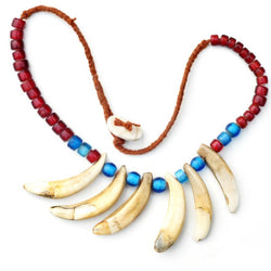 Naga Tooth Necklace