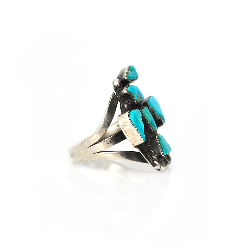 Peyote Bird Ring