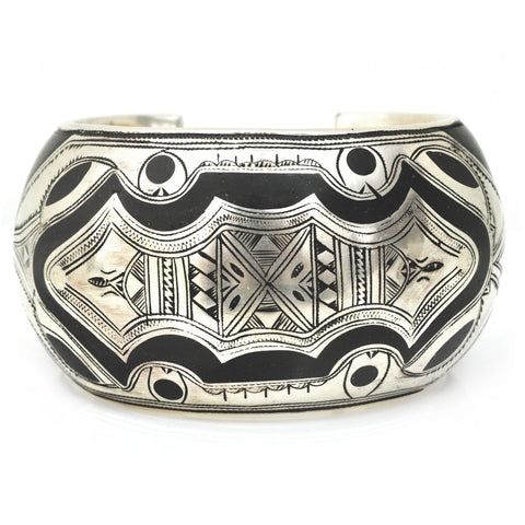 Tuareg Inlay Cuff