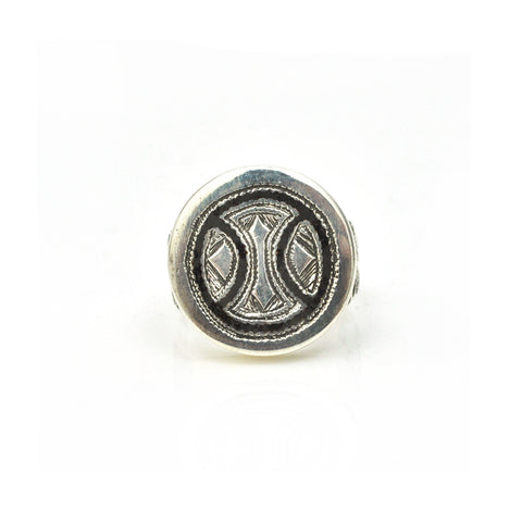 Tuareg Dot Ring