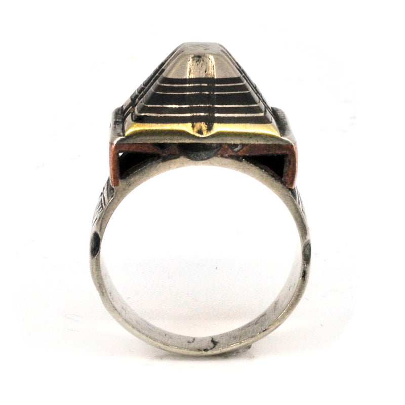 Tuareg Sediment Ring
