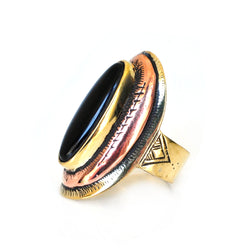 Tuareg Sunset Ring