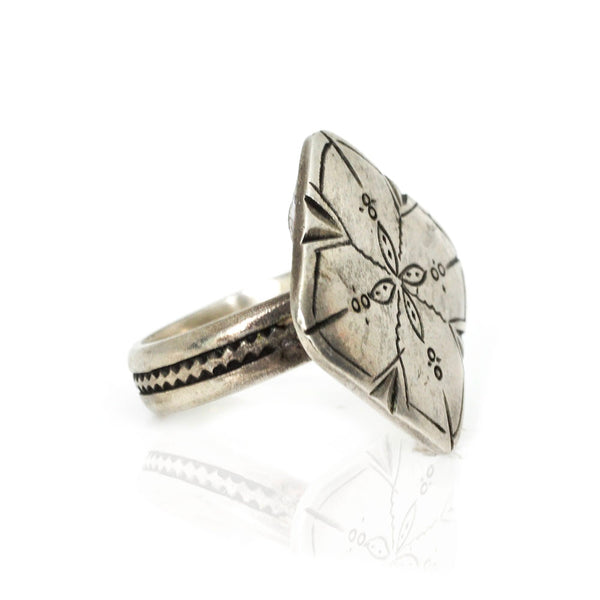 Tuareg Direction Ring