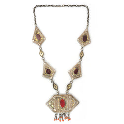 Turkmen Plateau Necklace