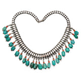 Serpentine Turquoise Necklace