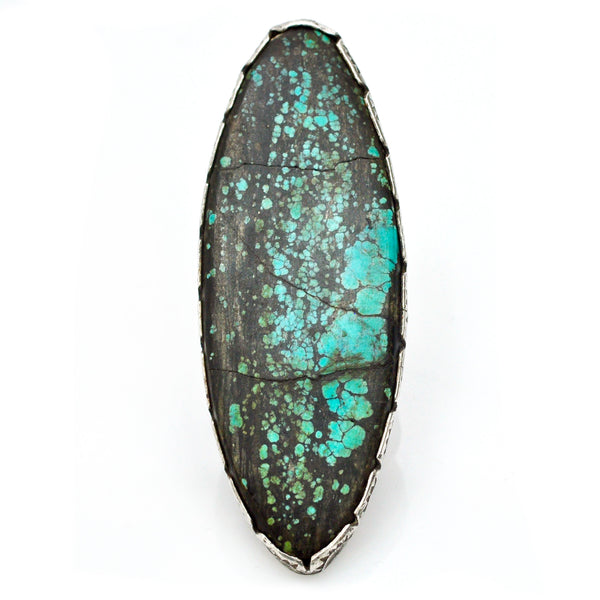 Massive Turquoise Ring