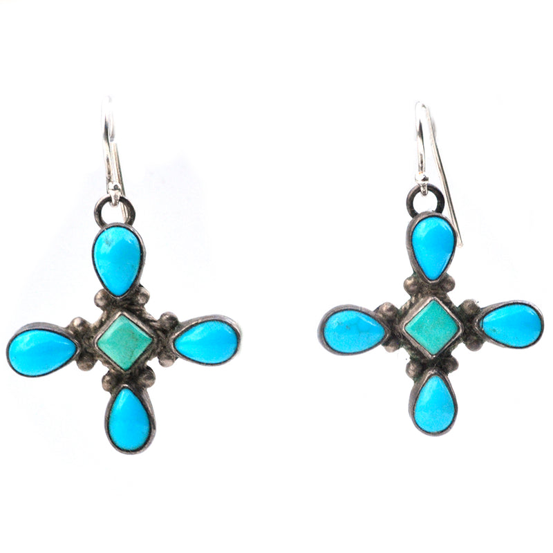 Astral Turquoise Earrings