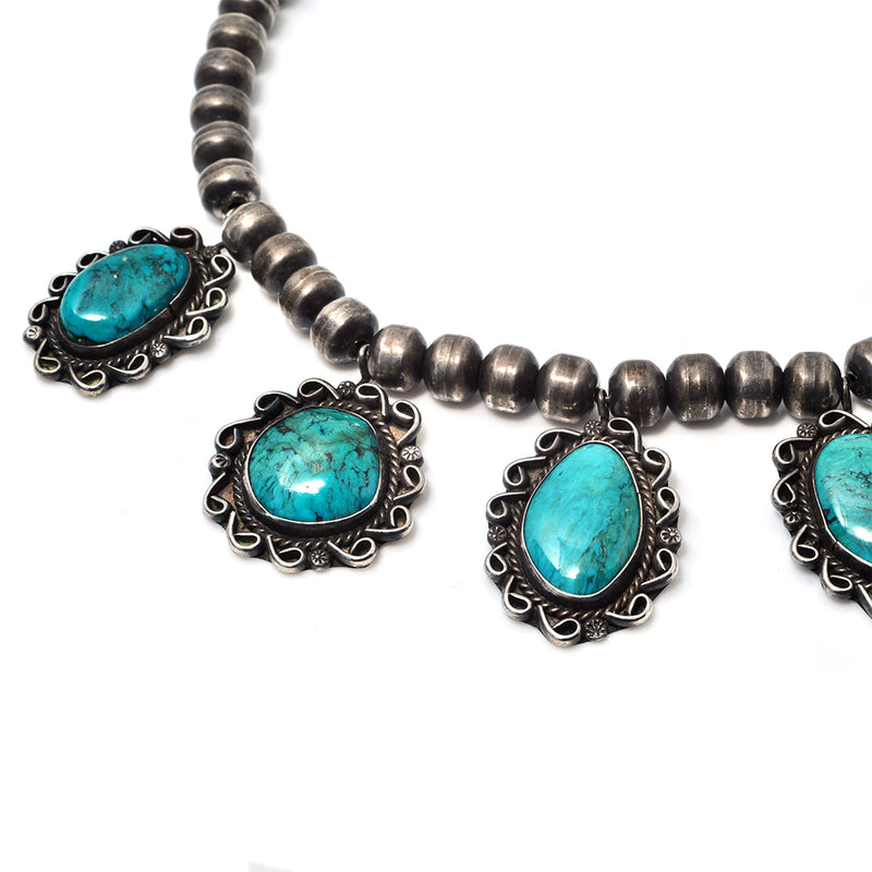 Five Stone Dine Necklace
