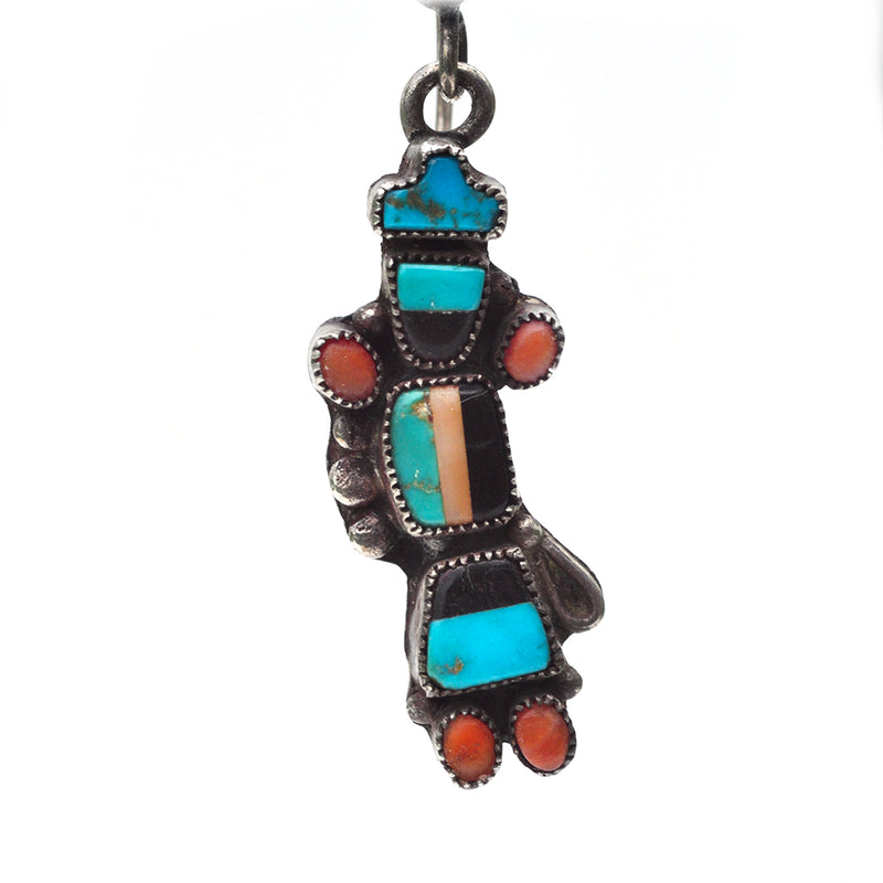 Zuni Dancer Earrings