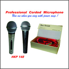 Professional Dynamic Corded Microphone
