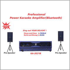 Professional Karaoke Amplifier(Bluetooth)  KA-2021B