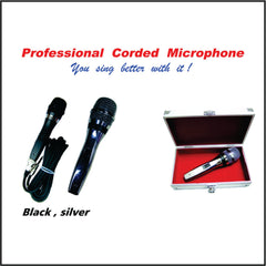 Professional Corded Microphone