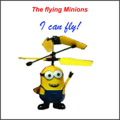 The Flying Minions