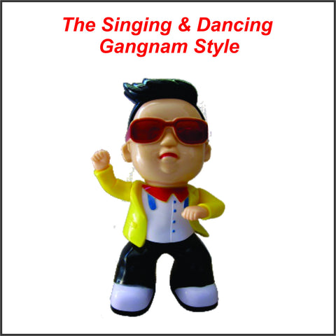 The Singing & Dancing Gangnam Style
