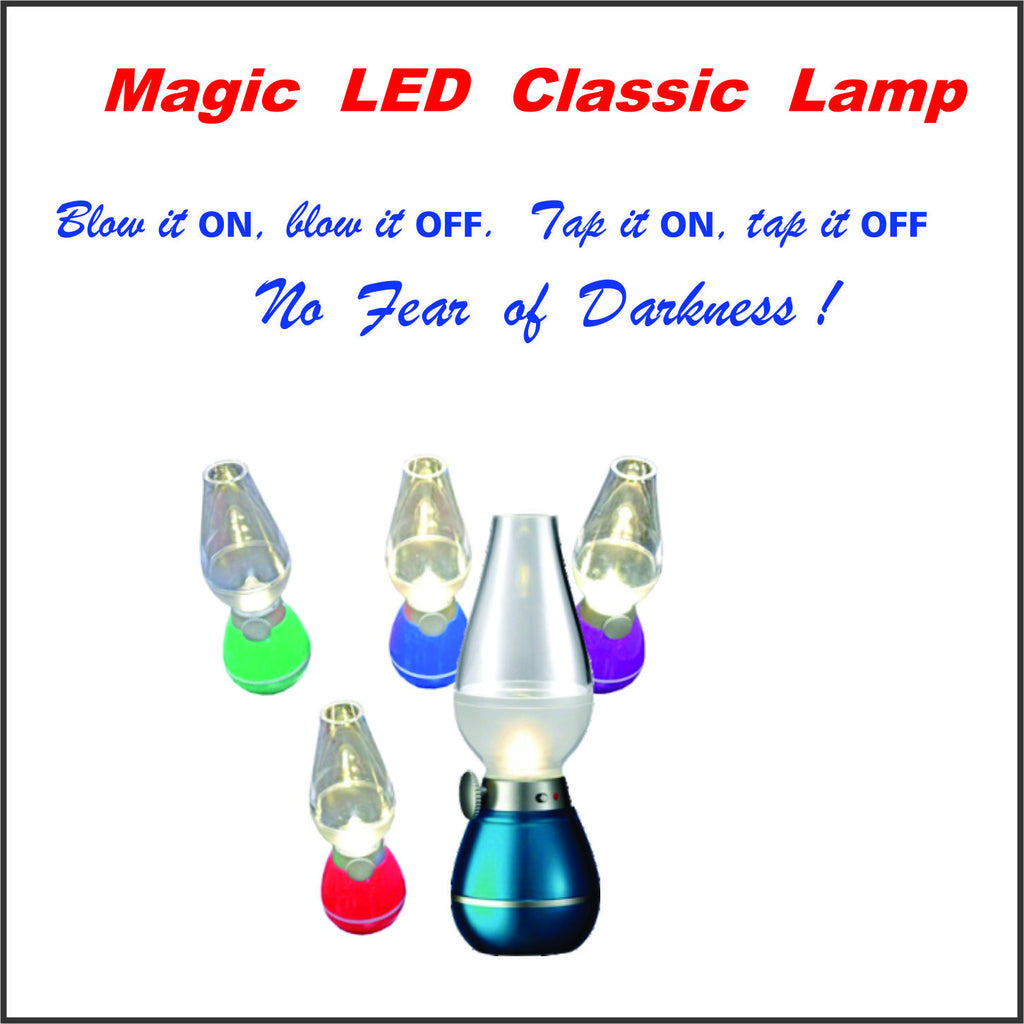 Magic LED Classic Lamp