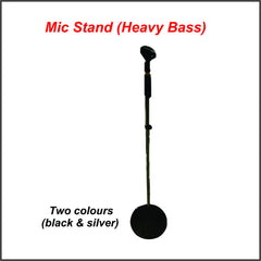 Mic Stand (Heavy Bass)