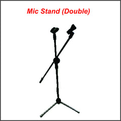Microphone Stand (Double)