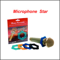 Microphone Non-Rolling Star