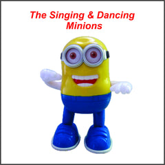 The Singing & Dancing Minions