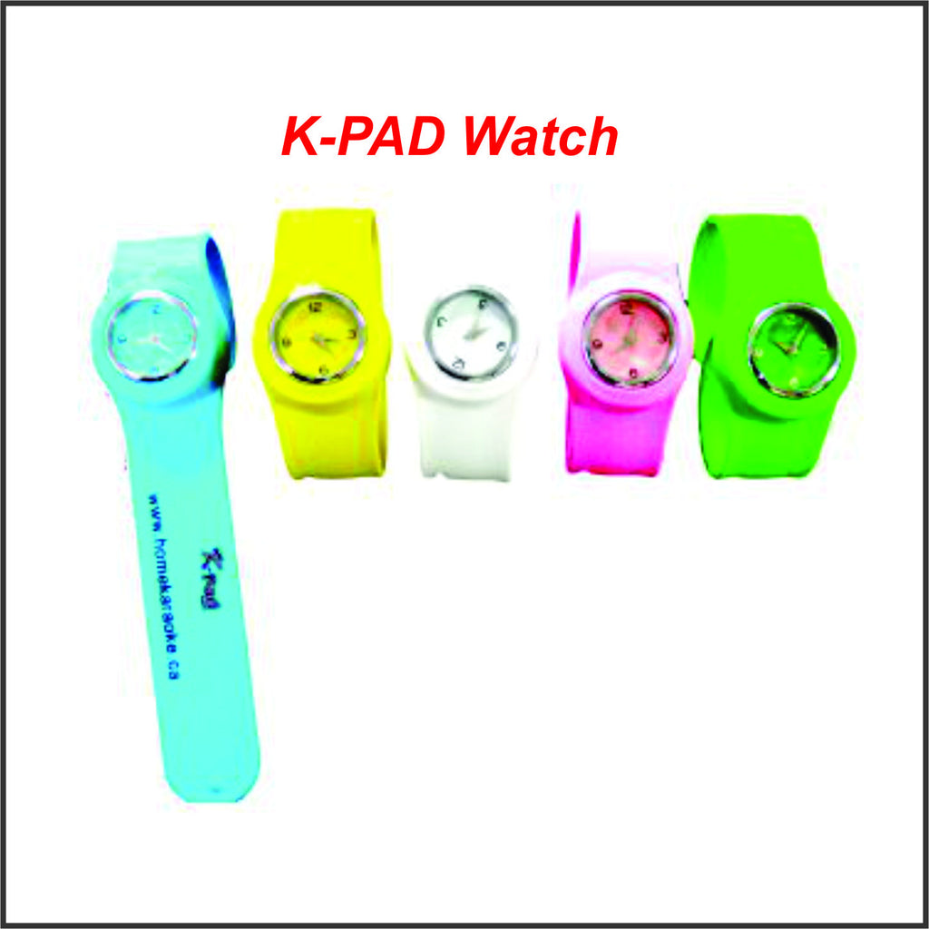 Home Karaoke Gift (K-Pad Watch)