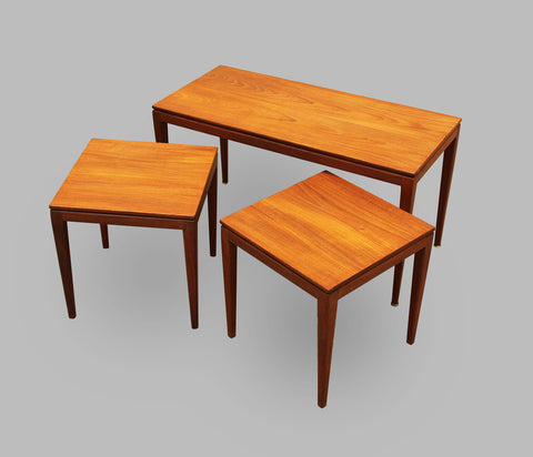 Tables Gigognes Mid Century