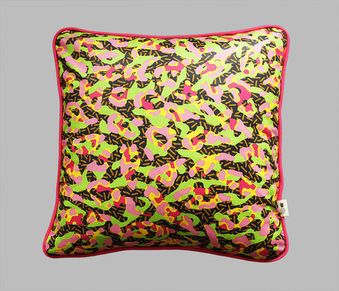 Coussin Camouflage